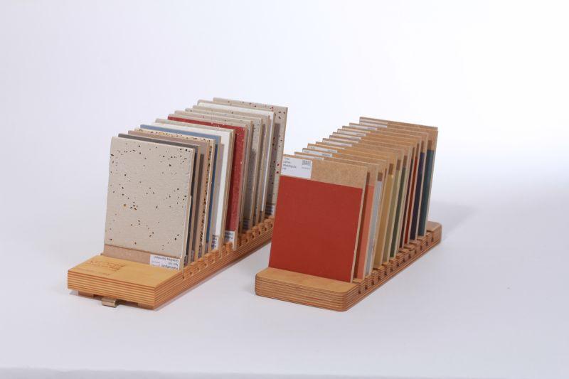 In den meisten Farben und Putzen von Kreidezeit ist der wertvolle Rohstoff Kalk enthalten